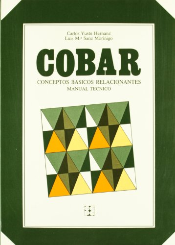 9788478690534: Cobar 5 - Conceptos Basicos Relacionantes - Cuad.