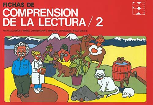 FICHAS DE COMPRENSION DE LA LECTURA. 2: Condemarin, Mabel
