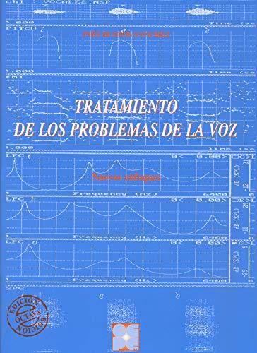 9788478692033: Tratamiento de los problemas de la voz : nuevos enfoques