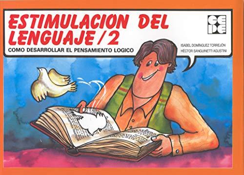 Estimulación del lenguaje, 2 Educación Primaria (Paperback): Isabel Domínguez Torrejón,