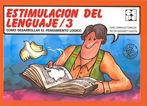 Estimulación del lenguaje, 3 (Paperback): Isabel Domínguez Torrejón,