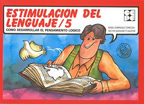 Estimulación del lenguaje, 5 (Paperback): Isabel Domínguez Torrejón,