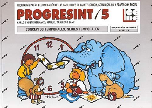 9788478692347: Progresint 5 : conceptos básicos temporales, series temporales