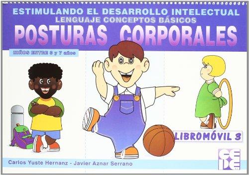 9788478692392: POSTURAS CORPORALE LIBROMOVI 3 CEPE