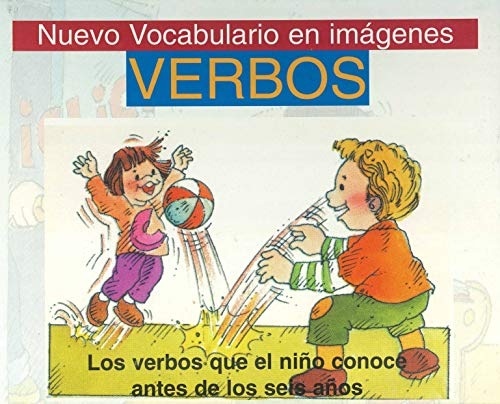 9788478692828: Verbos. Nuevo vocabulario en im genes