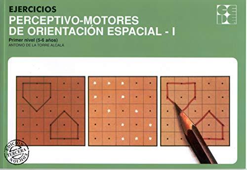 9788478695041: Ejercicios Perceptivo-Motores de Orientación Espacial 1