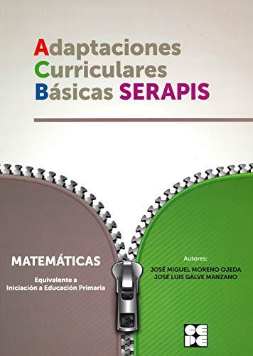 Imagen de archivo de matematicas 0 iniciacion ep acb serapis Ed. 2017 a la venta por LibreriaElcosteño