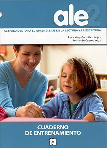 ALE 2, actividades, aprendizaje, lectura y escritura.: Fernando Cuetos Vega,