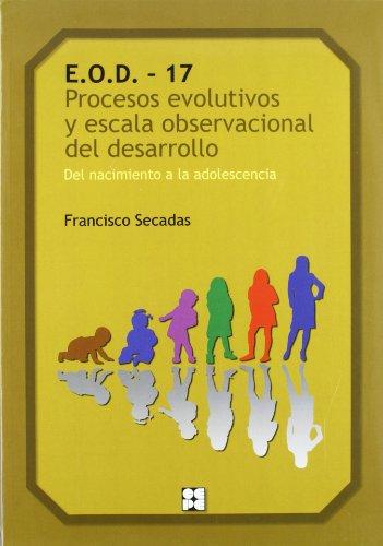 9788478698066: Procesos evolutivos y escala observacional del desarrollo