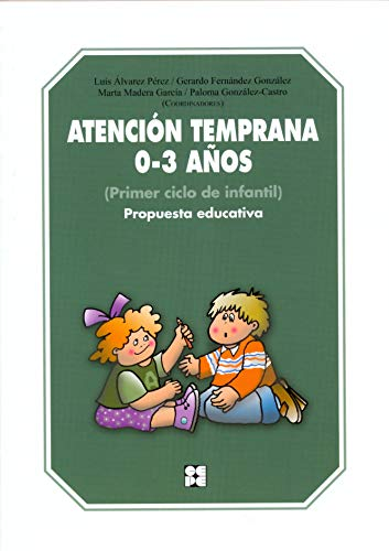 9788478698172: Atencion temprana 0-3 a¤os