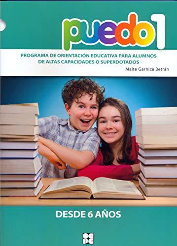 9788478699292: Puedo 1: programa de orientación educativa para alumnos de altas capacidades o superdotados