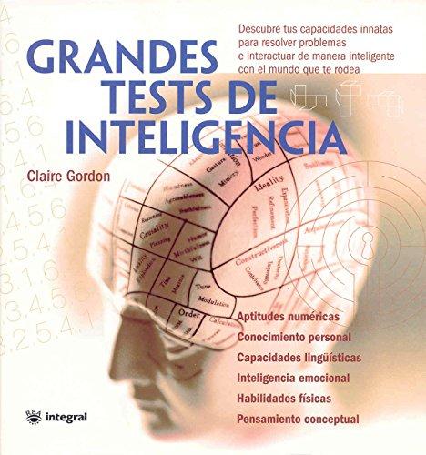 9788478710249: Grandes tests de inteligencia (INTEGRAL GENERAL)