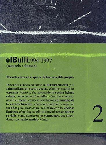 9788478710782: El Bulli 1994-1997