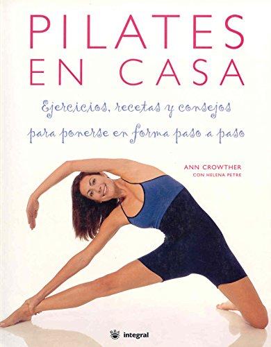 Download Pilates en casa (EJERCICIO CUERPO-MEN) (Spanish Edition)