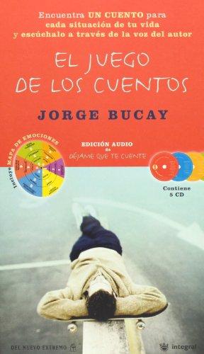 El juego de los cuentos(Contiene 5 CDs): Jorge Bucay