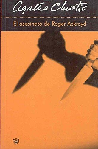 9788478712076: El asesinato de roger ackroyd (FICCION)