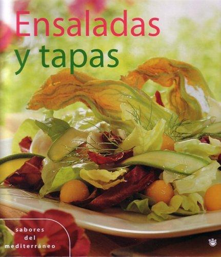 Ensaladas y Tapas (Salads and Tops): Rba; Varios, Autores