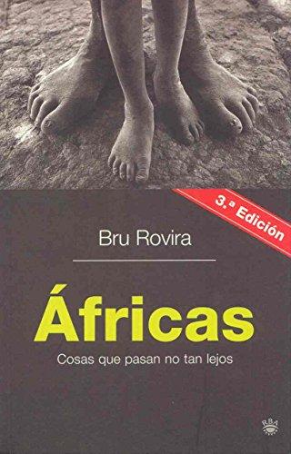 9788478715848: AFRICAS: COSAS QUE PASAN NO TAN LEJOS