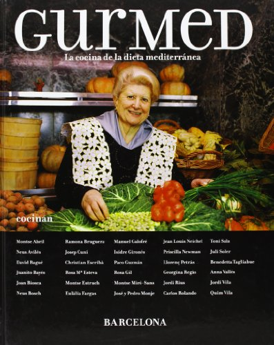 9788478716326: Gurmed: La Cocina De La Dieta Mediterranea (Spanish Text) (Foundation Mediterranean Diet, first)