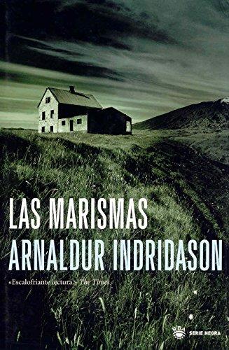 9788478717033: Las marismas (NOVELA POLICÍACA BIB)