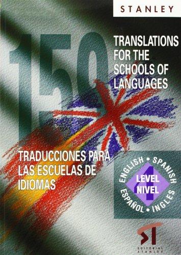 159 Traducciones Para Las Escuelas de Idiomas 4 (Spanish Edition): Rosset, Edward