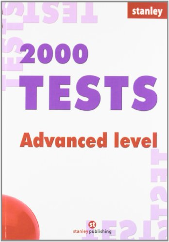 9788478731916: Two thousand tests advanced