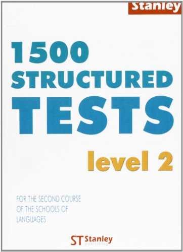 9788478732197: Test estructurados de inglés II