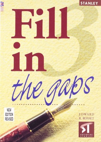 9788478732791: fill-in-the-gaps-iii-2-ed