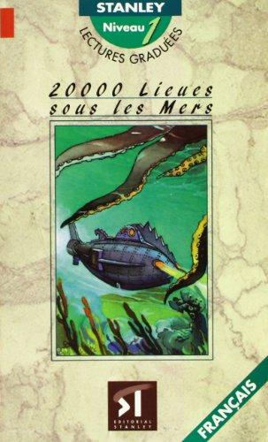 20000 LIEUES SOUS LE MER (STANLEY/NIVEL1): Jules Verne