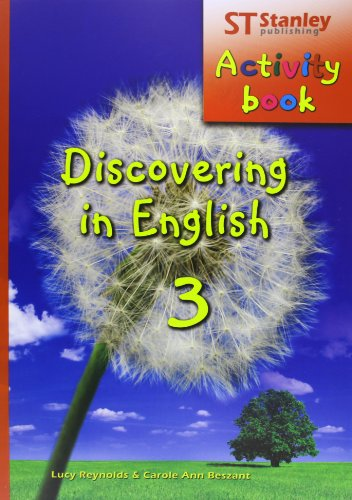 9788478735471: Discovering in English 3. Activity book - 9788478735471