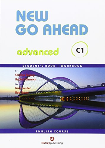9788478736287: NEW GO AHEAD (C1/ADVANCED) STS+WB (STANLEY)