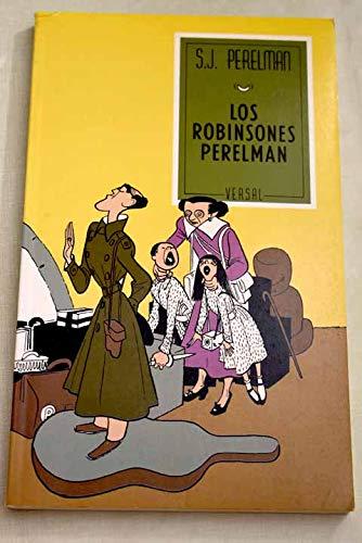 9788478760749: Los robinsones Perelman