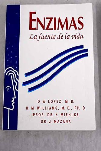 9788478771028: Las enzimas, la fuente de la vida