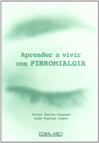 9788478773954: APRENDER A VIVIR CON FIBROMIALGIA