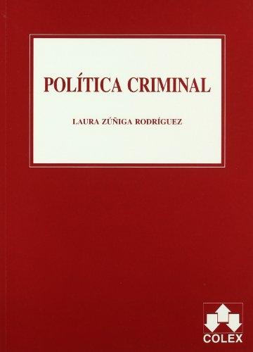 9788478796755: Politica criminal