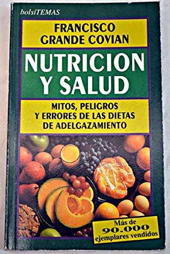 9788478802838: Nutricion Y Salud