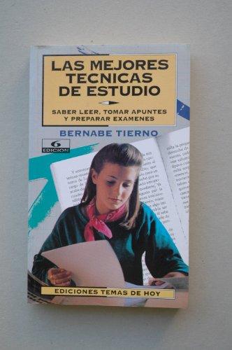 9788478803521: Las Mejores Tecnicas De Estudio
