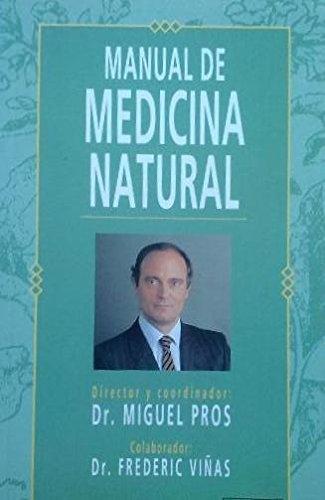 9788478804290: Manual De Medicina Natural