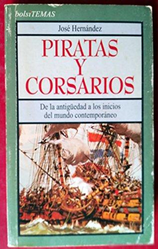 9788478804863: PIRATAS Y CORSARIOS (T.HOY).