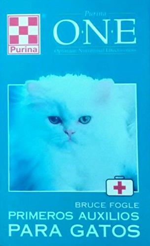 9788478806614: Primeros Auxilios para Gatos