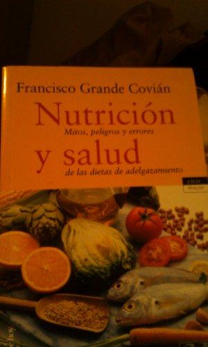 9788478808410: Nutricion Y Salud (Spanish Edition)