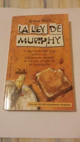 9788478808625: Ley de murphy, la