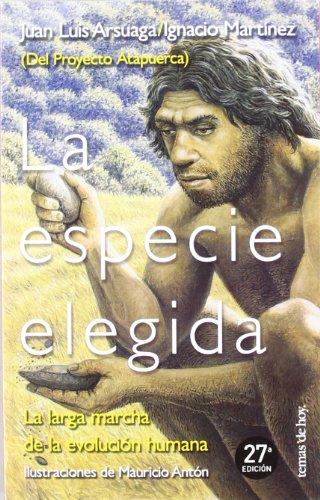 EL COLLAR DEL NEANDERTAL. En busca de: ARSUAGA, Juan Luis