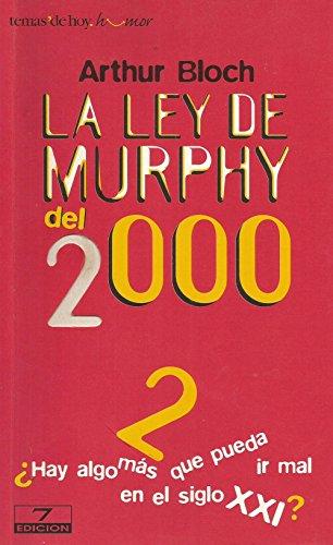 9788478809851: La ley de murphy del 2000