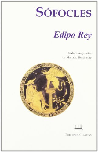 9788478820832: Edipo rey