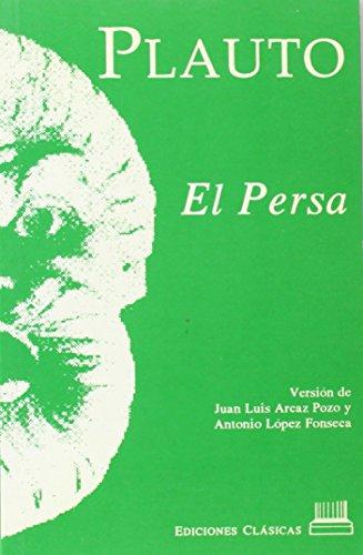 9788478821334: Persa, el