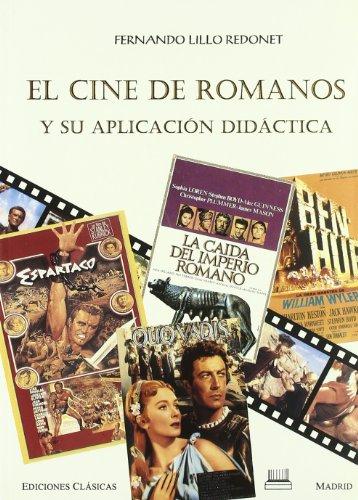 9788478821365: Cine de romanos y su aplicación didáctica