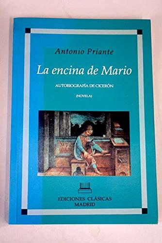 9788478821976: La encina de Mario