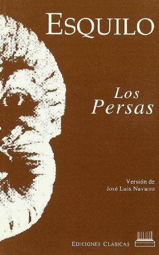 9788478822324: Los persas