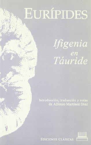 9788478823260: Ifigenia en tauride